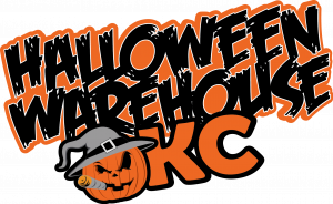 Halloween Warehouse Logo