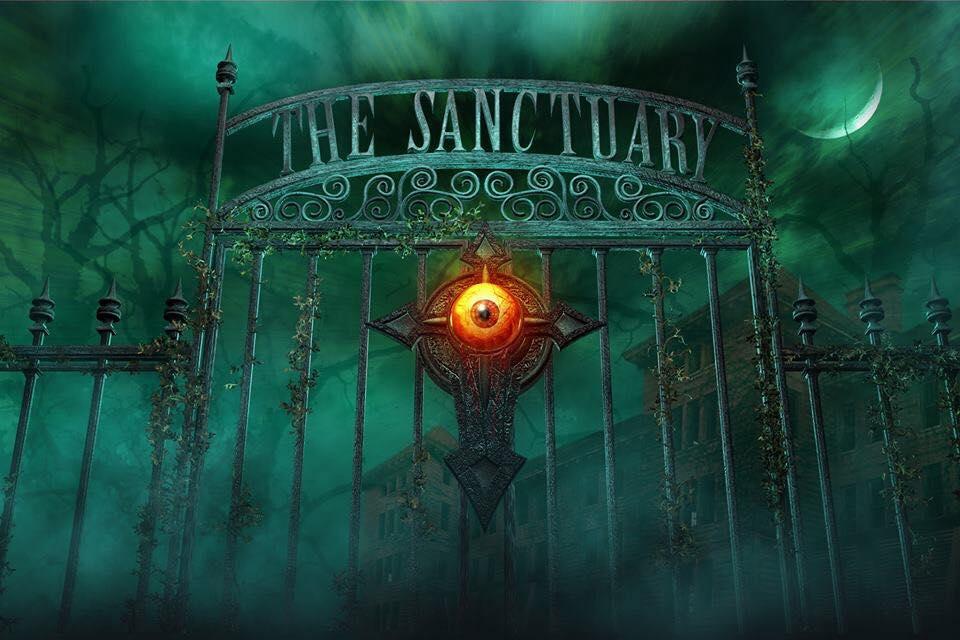 The Sanctuary Largest Oklahoma Halloween Warehouse